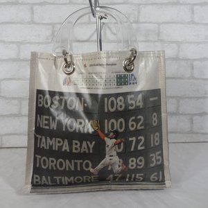 Couture Planet STELLA  Red Sox History Made Tote